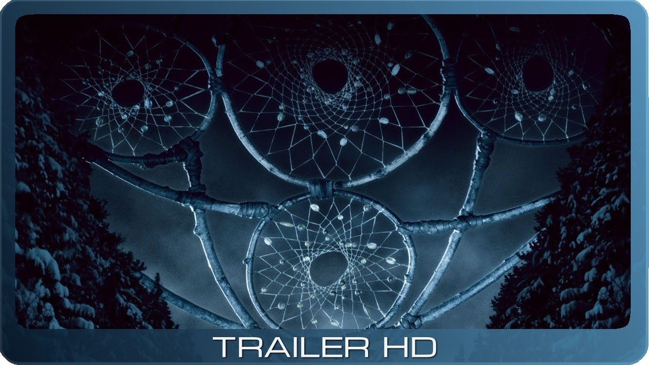 Dreamcatcher ≣ 2003 ≣ Trailer ≣ German | Deutsch