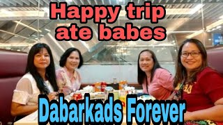 Dabarkads forever. We will miss you ate babes