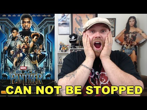 Black Panther Continues to DESTROY!!!