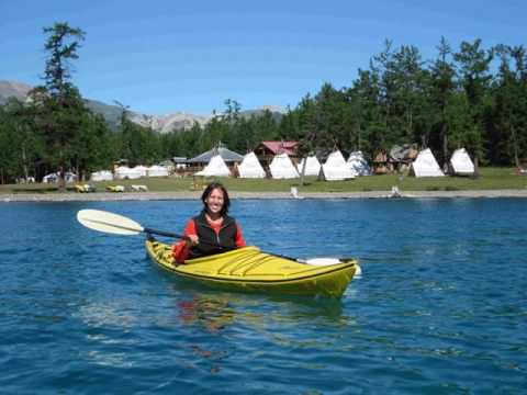 Canoeing in Mongolia | Travel Tour Guide | Cashmere and Leather