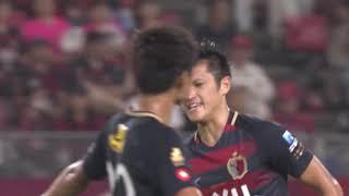 2017年8月19日(土)に行われた明治安田生命J1リーグ 第23節 鹿島vs清...
