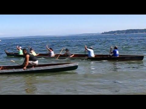 Suquamish Pow Wow and War Canoe Races