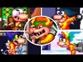 Hotel Mario - All Bosses + Cutscenes HD