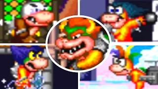 Repeat youtube video Hotel Mario - All Bosses + Cutscenes HD