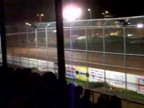 Superior Speedway (WI) short video