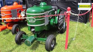 Steam rally. Model steam engine. Tewkesbury Silniki parowe. 2014