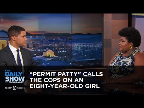 """Permit Patty"" Calls the Cops on an Eight-Year-Old Girl 