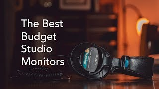 Sony MDR-7506: The Best Budget Studio Monitors