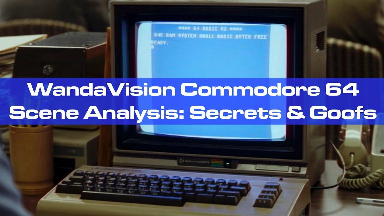 11 WandaVision Ep. 10 Commodore 10 Scene Analysis, Secrets, and Goofs