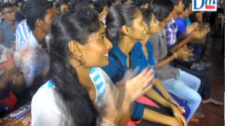 Ranil visits tuition class