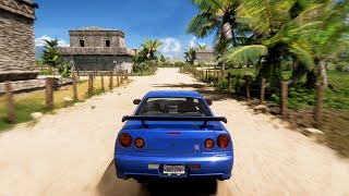 FORZA HORIZON 5 - FULL MAP TOUR (This Map is Incredible)