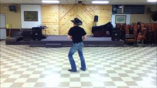 Bump N Grind - Line Dance to Music