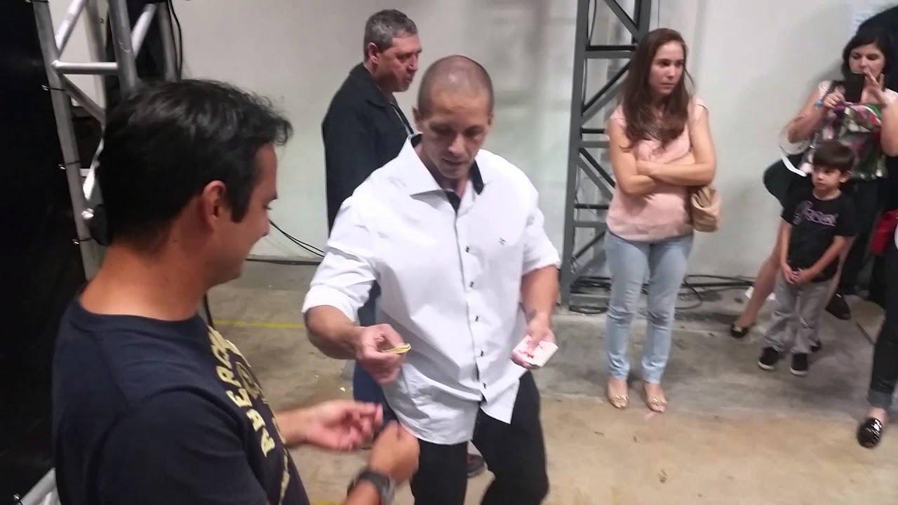 Mágico Ilusionista Curitiba Mish Mash 2015 Jeff Aragon