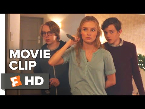 Better Watch Out Movie Clip - Don't Leave Us Alone (2017) | Movieclips Indie