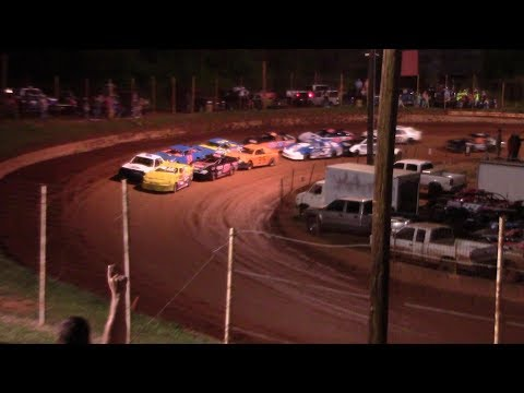 Winder Barrow Speedway Stock Four Cylinders A's Race 4/13/19