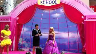 Barbie Princess Charm School