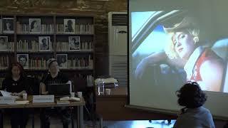 Kadın Yazısı Festivali Grafik Romanda Kadın Karakterler Paneli