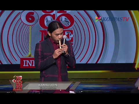 Kamal: Bahasa Burung (SUCI 6 Show 6)