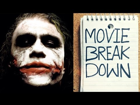 The Dark Knight- Story Structure Analysis - MBD