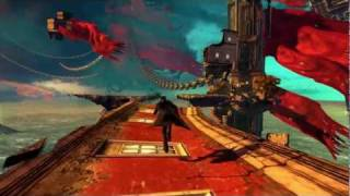 DmC Devil May Cry | secret stage gameplay trailer (2012)