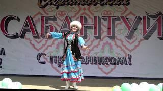 Дамира Амангильдина - Вот шулай ( танец)