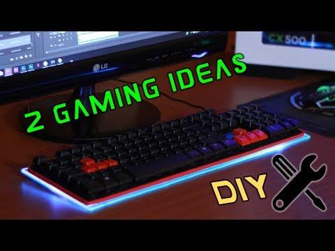 2 BEST GAMING IDEAS  – DIY GAMING