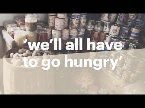 The Food Gets Worse | Anne Frank House | Secret Annex