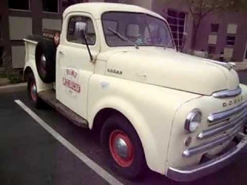 1948 Dodge Pickup Truck Youtube