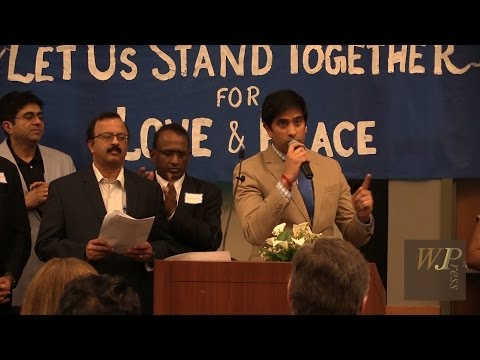 Jay Kansara, Hindu American Foundation calls out the elephant in the room - anti-immigrant rhetoric