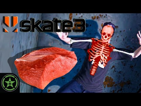 RouLetsPlay - Skate 3: Hall of Meat