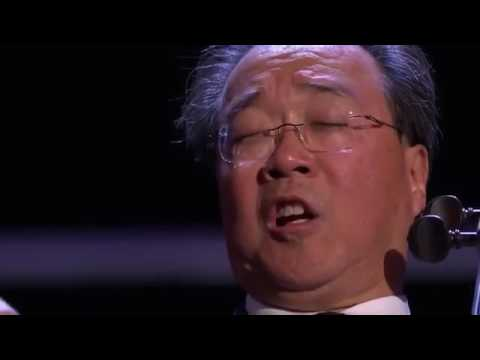 Yo-Yo Ma Bach Cello Suite No  6 in D Major
