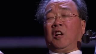 Repeat youtube video Yo-Yo Ma Bach Cello Suite No  6 in D Major