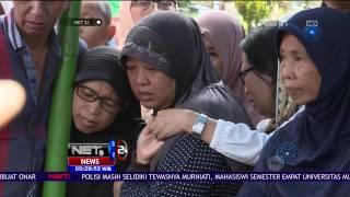 Keluarga Arum Korban Pembunuhan di Kamar Kost Datangi Polsek Kebon Jeruk - NET24 | Official NET News