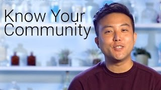 Get to know your music channel's community feat. David Choi