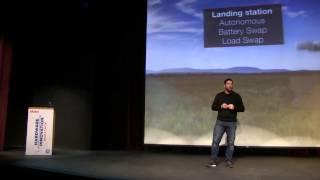Drones Take Flight: Andreas Raptopoulos, Matternet