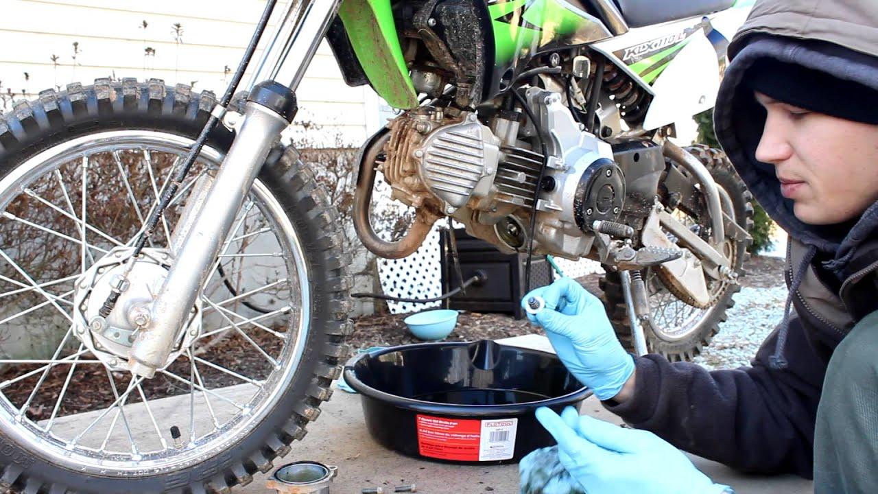Suzuki Cgear Oil Change