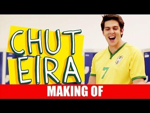 Making Of – Chuteira