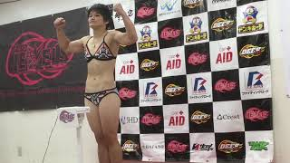 Deep Jewels 21 Weigh in - Mika Nagano x Izumi Noguchi - Faceoff 桐生祐子 検索動画 21