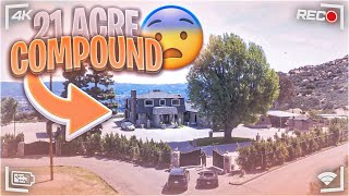(UNBELIEVABLE ) $8,000,000 !!! 21 ACRE COMPOUND!!!!