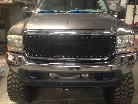 99 04 ford super duty f250 f350 excursion youtube 99 04 ford super duty f250 f350