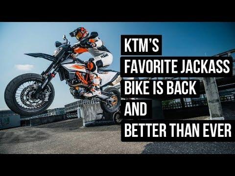 KTM  SMC R - Better Than Ever