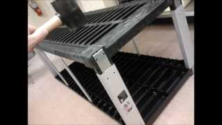 How To Assemble A Rubbermaid Prep Cart