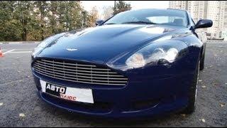 Экзотика Aston Martin DB9