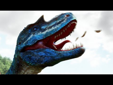 Walking with Dinosaurs Trailer 2013 Movie - Official [HD]