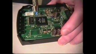 ambit modem 255 tsop removal