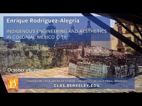 Indigenous Engineering and Aesthetics in Colonial Mexico City