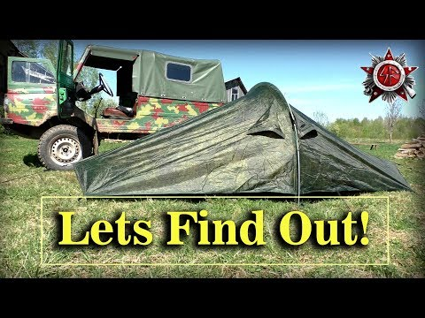 What's A Russian Made Tent Like? 2018 Camping & Outdoors