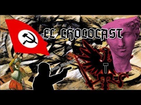 El Cholocast #8: Hispanismo Como Cuarta Teoría Política C/ José Alsina Calvés