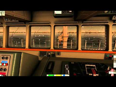 test de  european ship simulator |