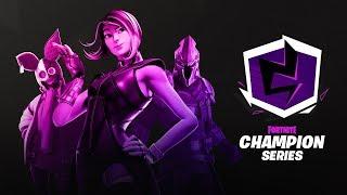 Fortnite Live || Season X Champion Series || Trios Week 5 Finals